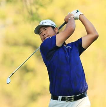ゴルフ、松山英樹は8位 世界選手権第1日 画像1