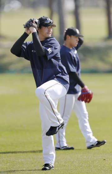 日本ハム、有原が開幕投手に決定 17年以来2度目 画像1