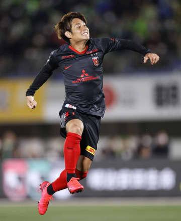 J1開幕、浦和が湘南に競り勝つ 導入のビデオ判定でPKも 画像1