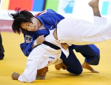 阿部詩と高藤V、五輪へ 柔道GS、阿部一も優勝 画像1