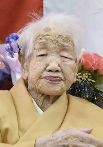 福岡の世界最高齢が聖火ランナー 117歳女性候補に 画像1