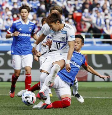 J1、王者横浜Mは黒星スタート G大阪に敗れる、FC東京逆転勝 画像1