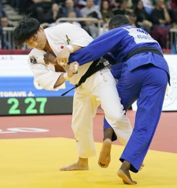 柔道GS、浜田が決勝に進出 向は3位 画像1