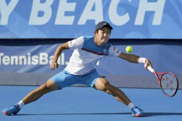 テニス西岡、ツアー2勝目ならず マクラクラン組も準優勝 画像1