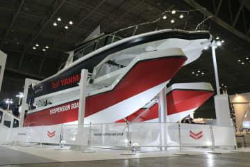 ヤンマー、船酔い抑える船開発 車のサスペンション技術を応用 画像1