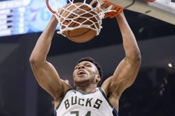 NBA、バックスがPO進出決定 後半戦最初の第18週 画像1