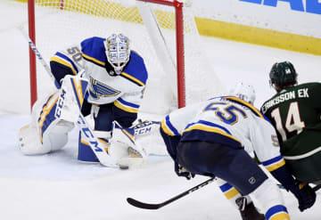 NHL、ブルースが4連勝 第21週、地区首位 画像1