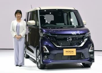日産、1年ぶり新型車発売 軽ワゴン、三菱自と協力 画像1