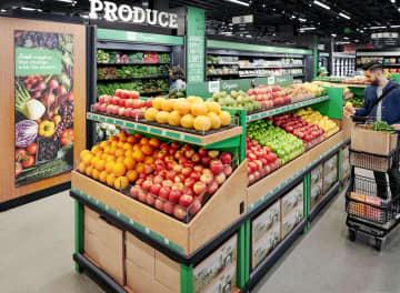 レジのない食品スーパー開店 アマゾン、米シアトルで 画像1