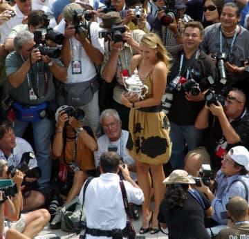 シャラポワ引退、米も大きく報道 1月の全豪オープン後に「決断」 画像1
