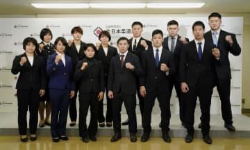 柔道代表に大野、阿部詩ら12人 東京五輪、男子66キロは4月 画像1