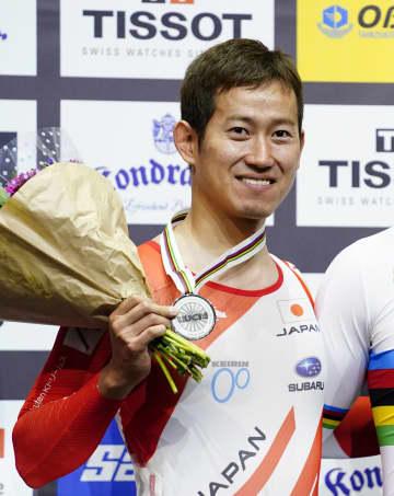 ケイリン脇本雄太が五輪代表確実 世界選手権、日本勢3年連続の銀 画像1