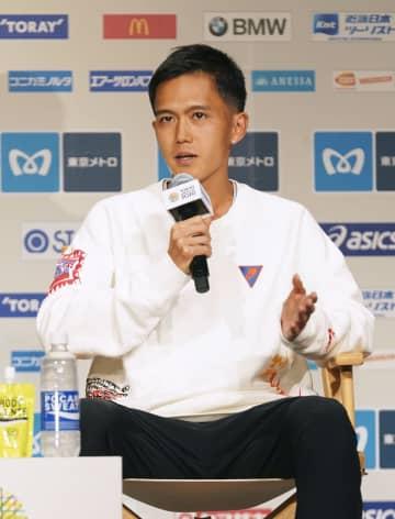 大迫傑、東京マラソンへ抱負 「誰よりも速く走る」 画像1