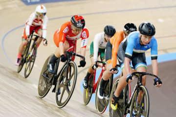 自転車、梶原がスクラッチ1着 世界選手権第3日 画像1