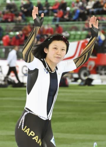 高木美帆、日本勢初の「2冠」 世界スプリントで初優勝 画像1