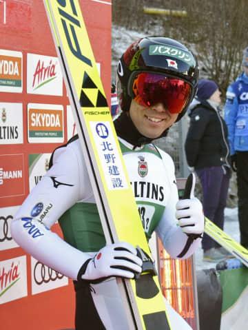 渡部暁斗らの日本は7位 スキーW杯複合団体 画像1