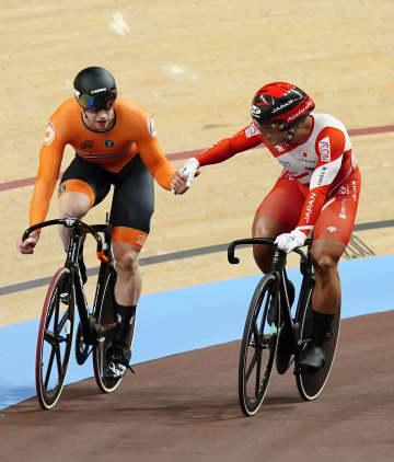 五輪ケイリン、日本が2枠目 世界自転車第4日 画像1