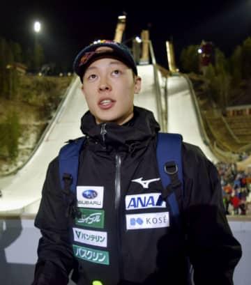 ジャンプ日本、表彰台絡めず5位 W杯男子団体 画像1