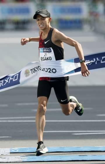 マラソン、大迫が日本新で4位 東京五輪代表入り有力 画像1