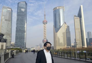 中国2月景況感、過去最低に 新型肺炎、生産急減響く 画像1