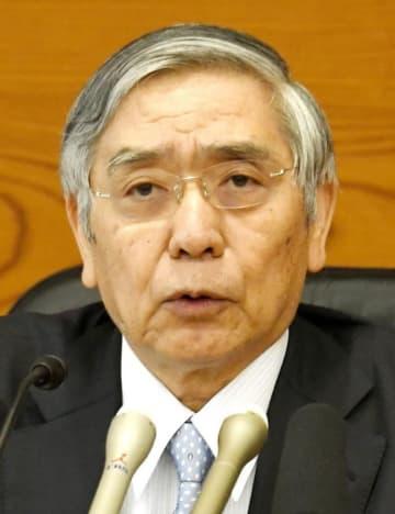 日銀、市場安定へ緊急談話 総裁「潤沢に資金供給」 画像1