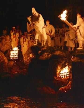 福井・若狭から「お水送り」 東大寺へ、春の神事 画像1
