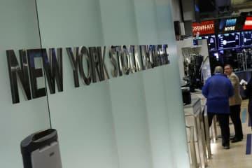 NY株急伸、1293ドル高 過去最大上げ幅、景気刺激期待 画像1