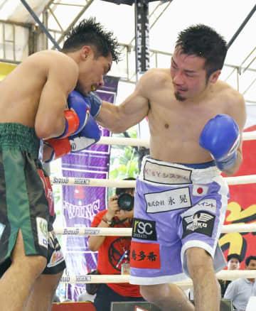 WBA、田中は判定負け 世界ミニマム級、王座奪取ならず 画像1