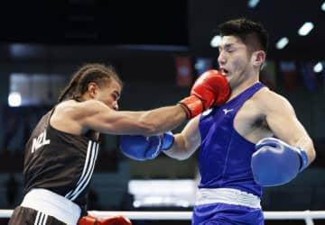 ボクシング堤、梅村は判定負け 五輪予選開幕 画像1