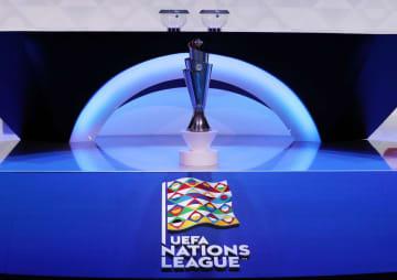 サッカー、ポルトガルと仏が同組 欧州ネーションズリーグ 画像1