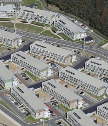 被災3県、家賃の滞納3億円超 災害公営住宅、生活苦から 画像1