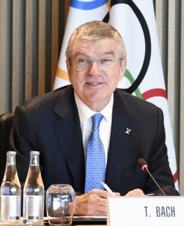 IOC会長「7月開会を確信」 日本の感染対策踏まえ 画像1