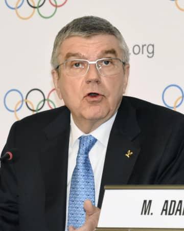 五輪の中止、延期は議論せず IOCバッハ会長「成功へ尽力」 画像1