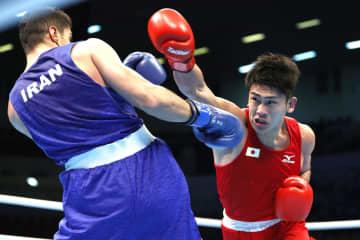 ミドル級の森脇唯人は2回戦敗退 ボクシング東京五輪予選 画像1