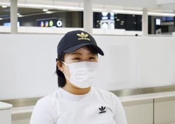 女子ゴルフ畑岡、予定早めて渡米 新型肺炎で入国制限恐れ 画像1