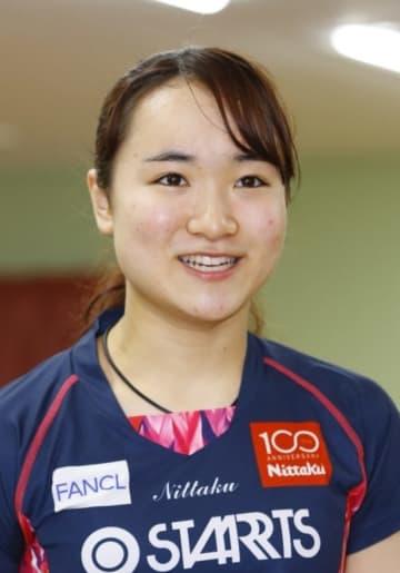 伊藤美誠が準々決勝進出 卓球のカタール・オープン 画像1