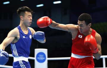 ボクシング、岡沢が準々決勝へ 五輪アジア・オセアニア予選 画像1