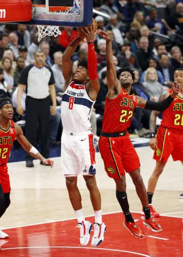 NBA八村3得点、8リバウンド 渡辺は4得点 画像1