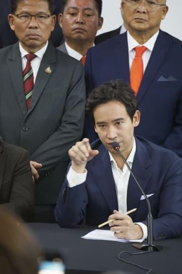 タイで野党「前進党」が結成 「新未来」解散命令受け、後継党 画像1