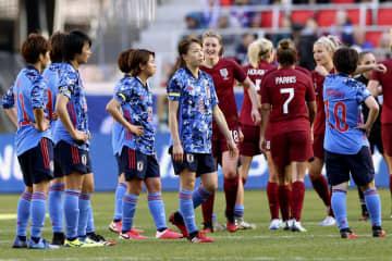 なでしこ、終盤失点で連敗 イングランドに0―1 画像1