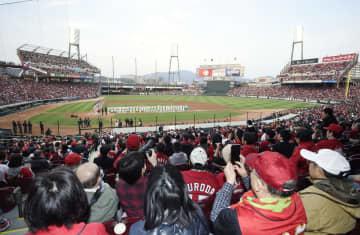 プロ野球、開幕延期を決定 感染拡大、4月中の公式戦目指す 画像1