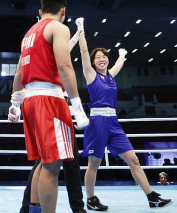 入江、並木が五輪決める ボクシング、女子初 画像1