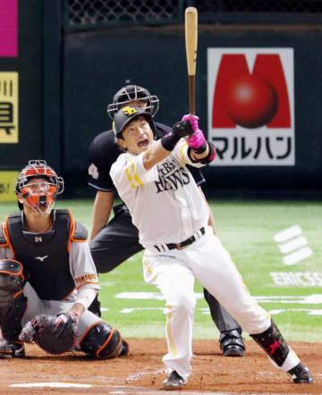 ソ10―2巨(10日) 松田宣が2本塁打 画像1