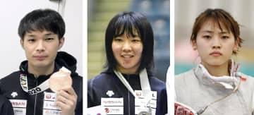フェンシング、山田が五輪確実 世界ランキング2位に浮上 画像1