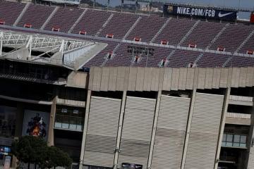 バルセロナ―ナポリは無観客 欧州チャンピオンズリーグ 画像1