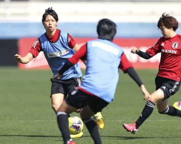 サッカー、なでしこが米と最終戦 高倉監督「勢いどう止めるか」 画像1