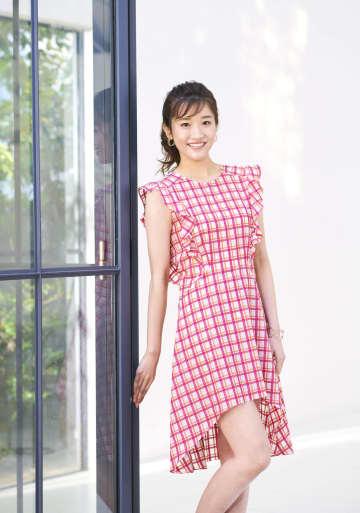 旭化成20年モデルは橘遥菜さん 今後1年間、製品をPR 画像1