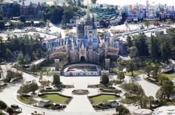 ディズニー、休園期間を延長 4月再開予定、新型コロナ 画像1