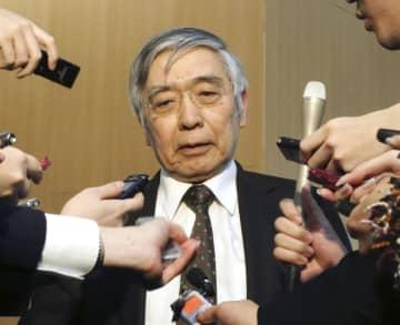 首相、日銀総裁と対応協議 新型コロナによる市場混乱で 画像1