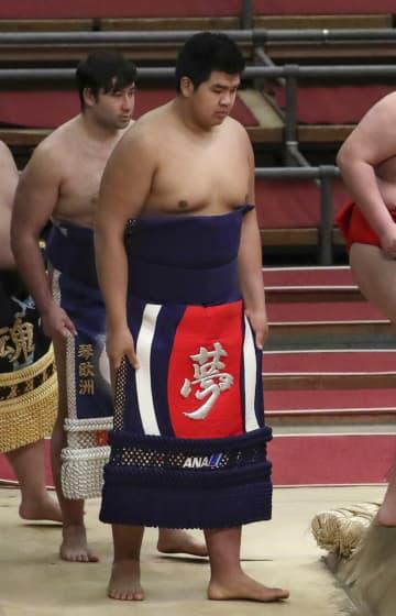 大鵬の孫、鵬山らが一番出世 大相撲、夏場所から番付にしこ名 画像1